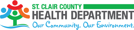 St Clair County Health Dept Logo